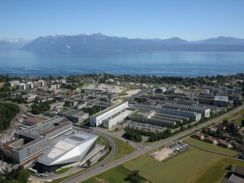 EPFL campus